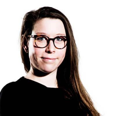 Ditte Brøndum - Næstformand i Dansk Socialrådgiverforening