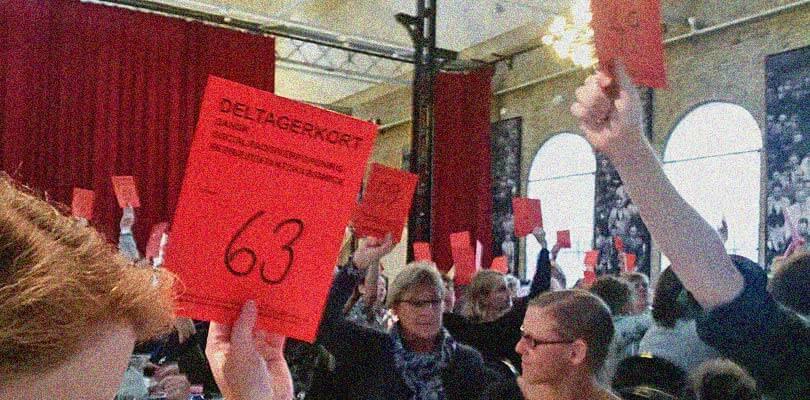 Vælg Ditte Brøndum til næstformand i Socialrådgiverforeningen